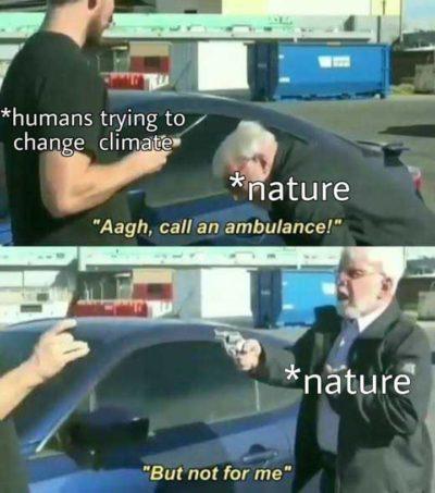 Nature Thug