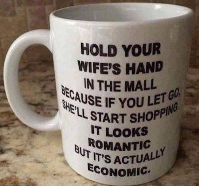 Wife bad mug