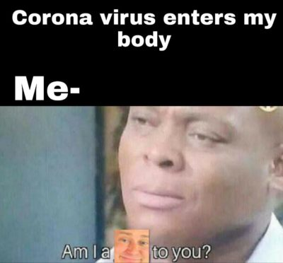 Any virus
