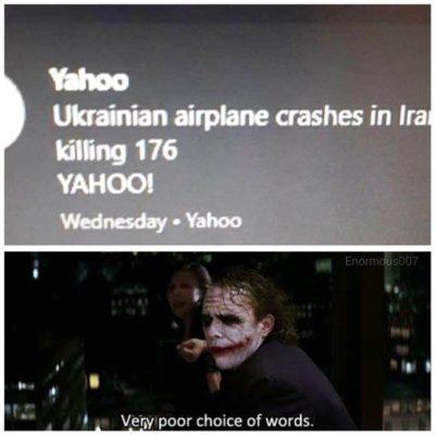Unnecessary Joker line