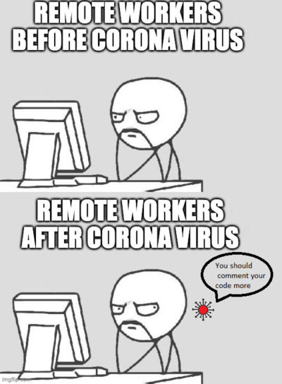 The scariest virus