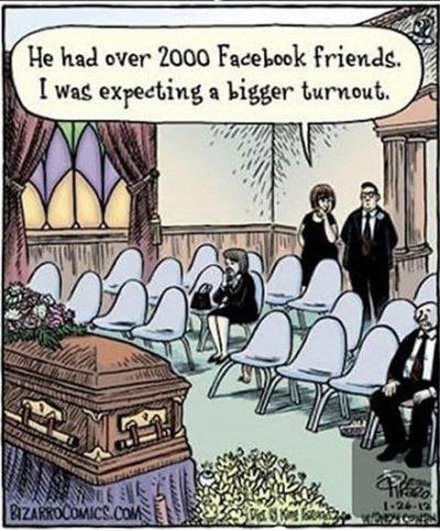 Social media bad.