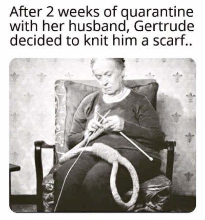 Husband bad