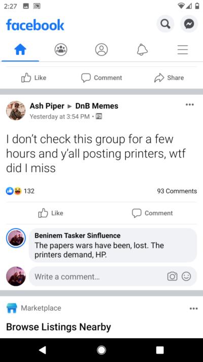Just print monochrome!