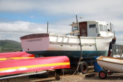 This boat I found in Ireland a while back