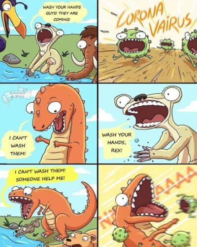 Poor rex (not my work)