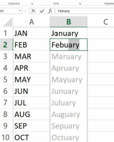 Somebody: Excel is a very clever app. Excel: