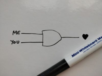 How programmers show their love