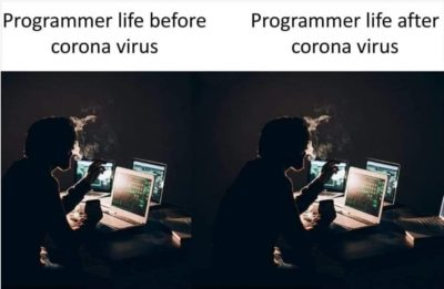 Programmers are immutable