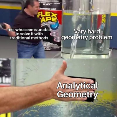 It is the Flex Tape of Mathematics