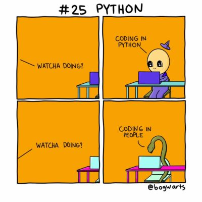 What do you code in?