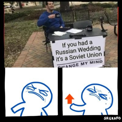 Long live the USSR