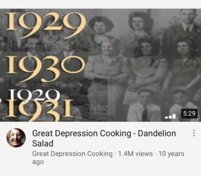 This video recommended to me yesterday