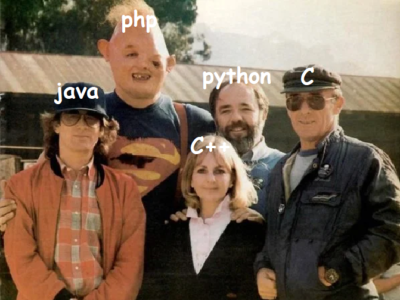 php and the boys