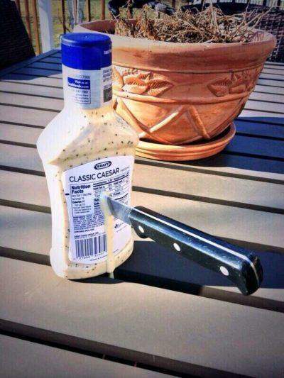 Classic Caesar…