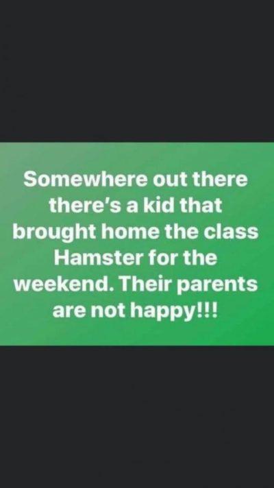 Mum sent this