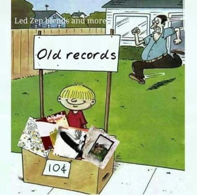 Records are not just for Boomers….