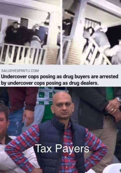 Cops amirite