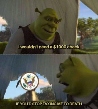 U.S citizens be like