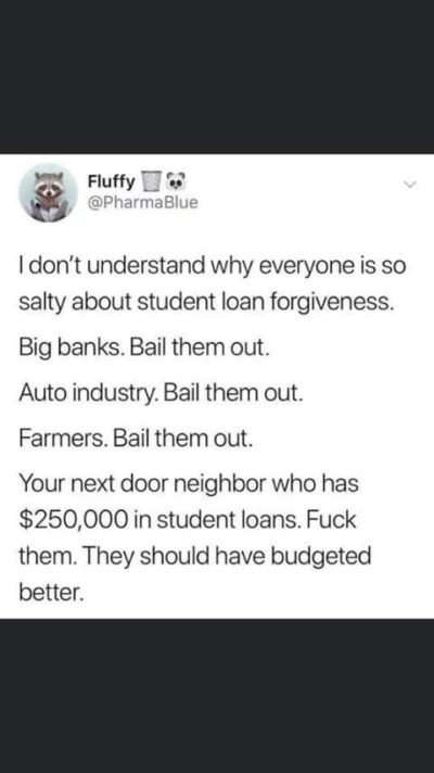 ThEy JuST WaNT HAnDoUtS