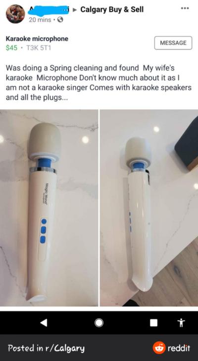 Boomer microphone