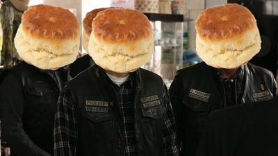 Scones of Anarchy