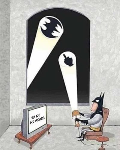 Nananananananana Batman