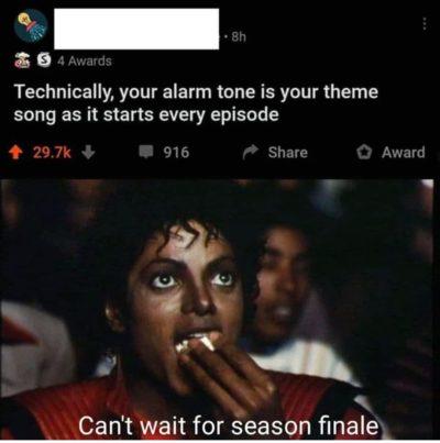 Comedy suicide