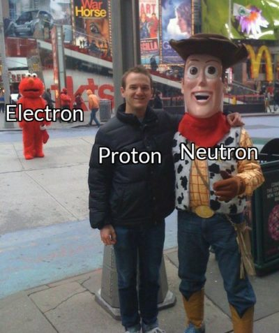 Poor electron