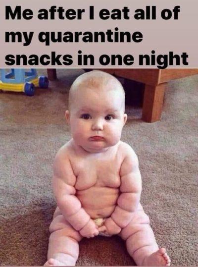 Pls send snacks