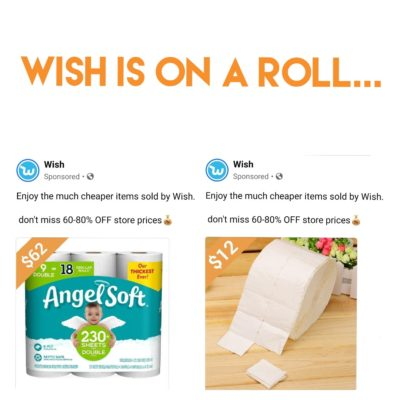 Dang Wish is on a roll…