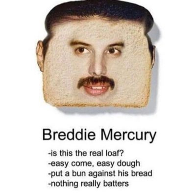 Breaddy Mercury