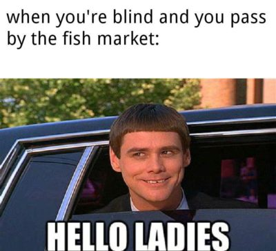 get it? because vaginas smell like fish haha