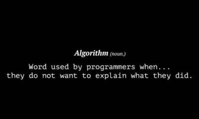 It's Algorithm, Okay?