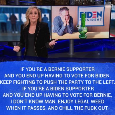 Sam Bee with the Facts