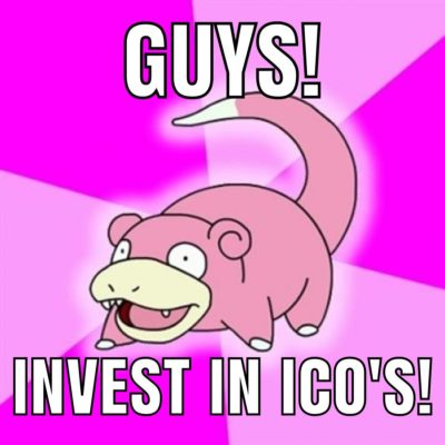 This Satoshi guy is gonna make me rich!