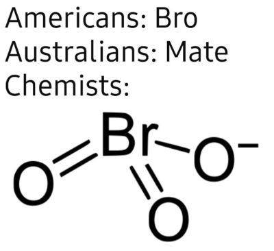 Bromate
