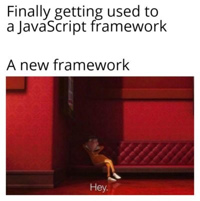 C++ good, JS bad