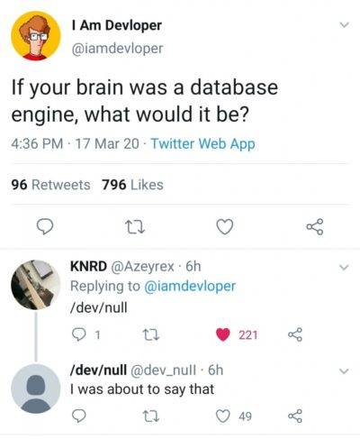 The fastest NoSQL database ever.
