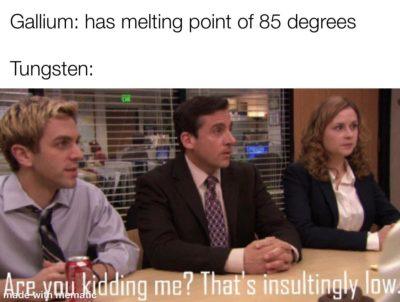 6192 degrees Fahrenheit