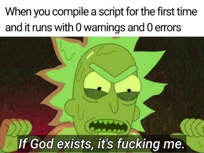 Fear me mortals