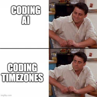 F*** Timezones