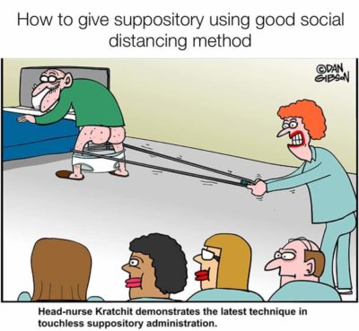Suppository good?