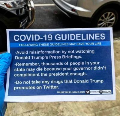 How to be informed about Covid-19