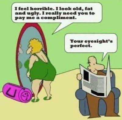 Wife Ugly