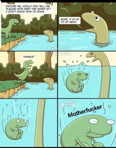 Dino Humor!