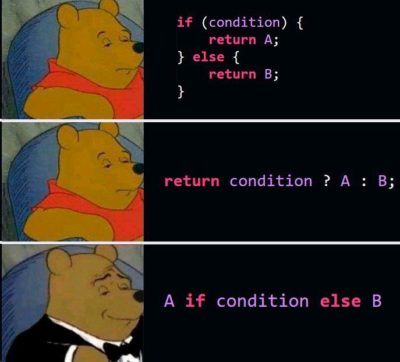 Only Python programmers will understand 😏
