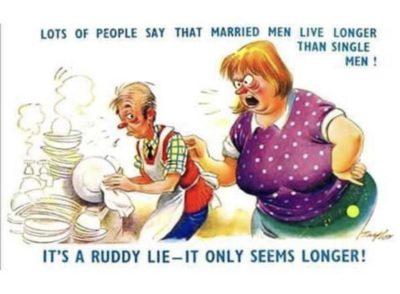 wife FAT wife BAD wife YELL