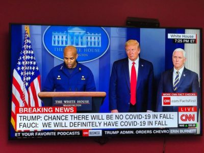This is not a meme. CNN chyron today.