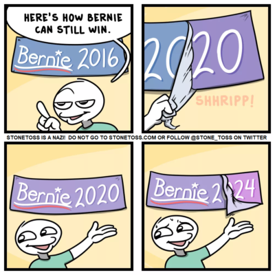 Bernie can still win!